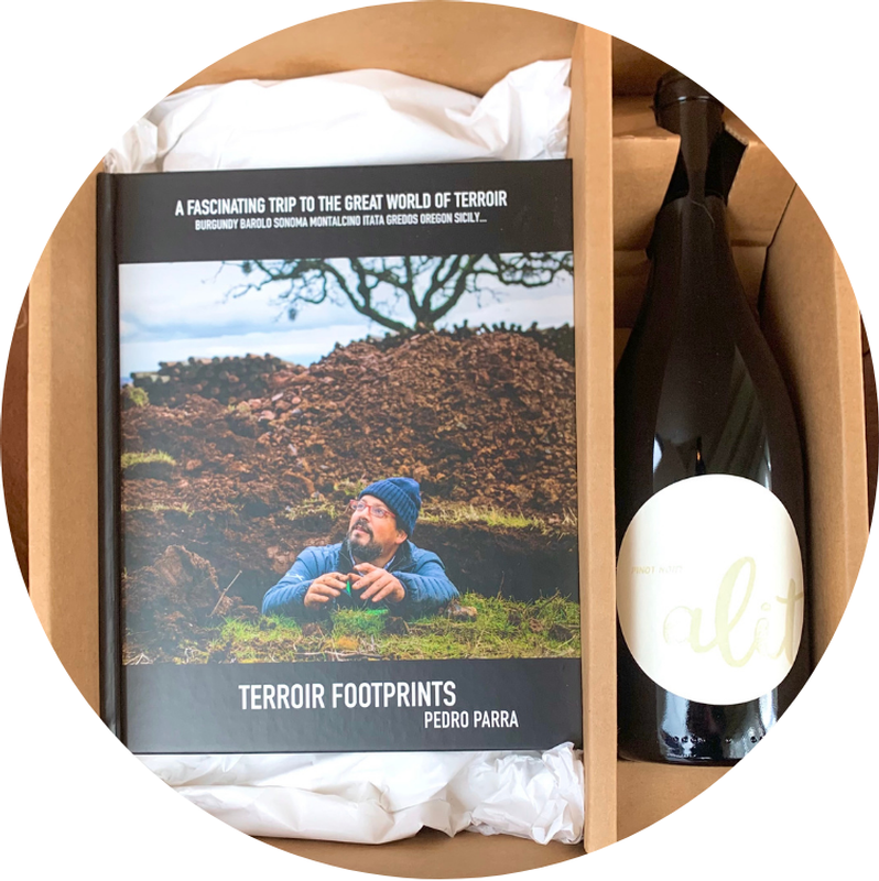 Terroir Footprints & Bottle - Bundle