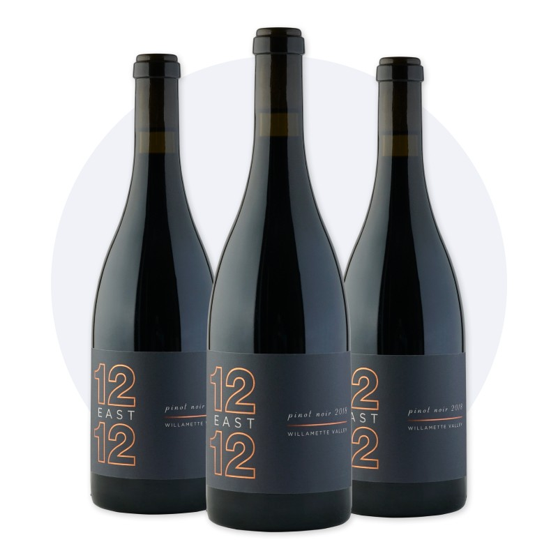2018 12 East 12 Willamette Valley Trio